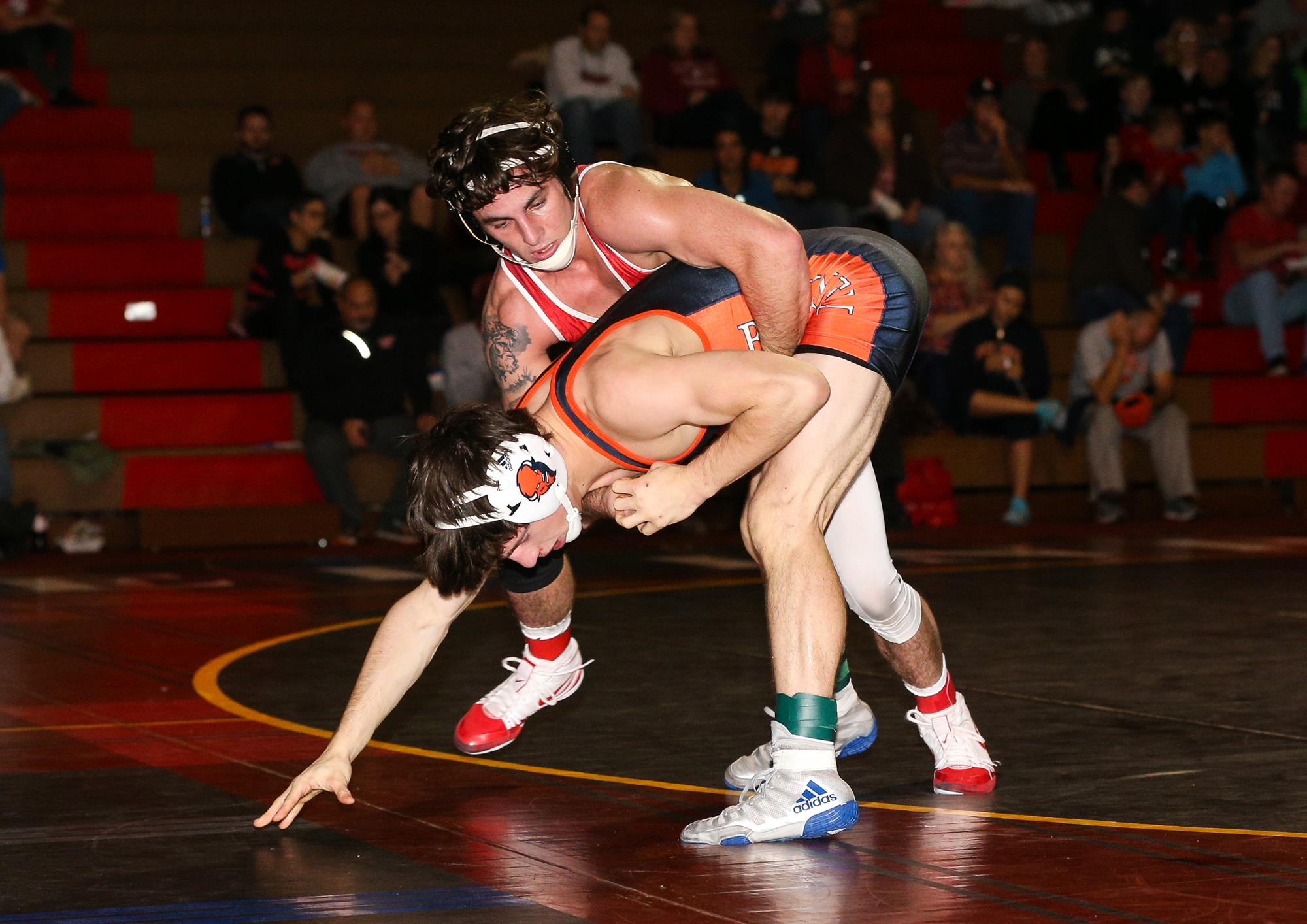 Fighting Scots Face Strong Field At Cliff Keen Las Vegas Invitational